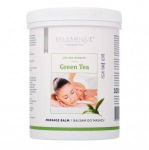 Balsamique GREEN TEA Massage Balm 1L BALSAM do masażu ZIELONA HERBATA