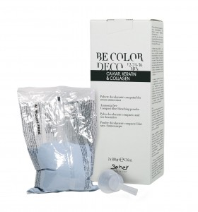 Be Color Rozjaśniacz w proszku bez amoniaku DECO 50g